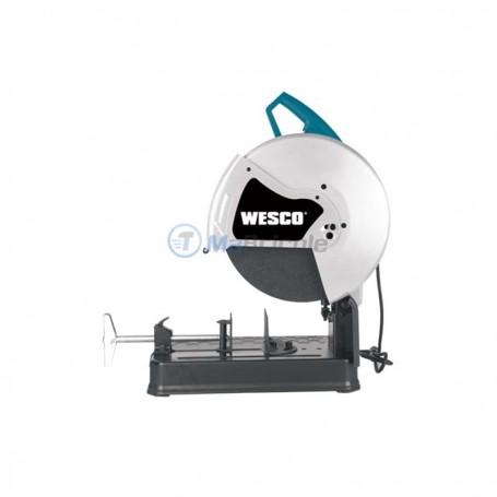 Tronçonneuse à table acier 335mm 2300W WESCO