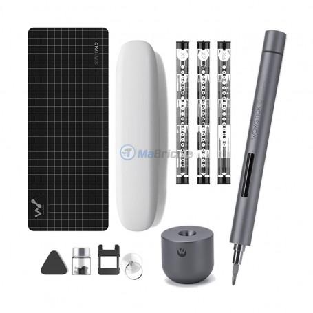 Smart tournevis électrique 69 in 1 chargeur micro USB WOWSTICK 1F+