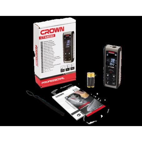 Télémètre laser 40m CROWN