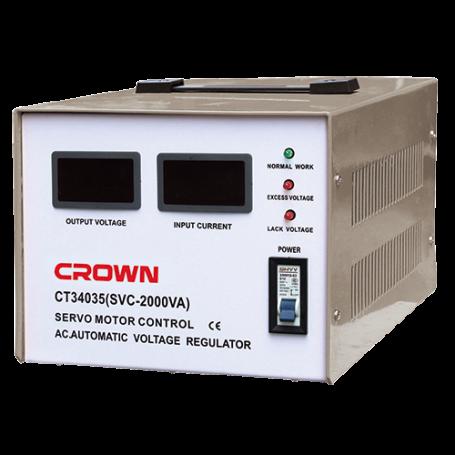 Stabilisateur 2000VA 9A CROWN