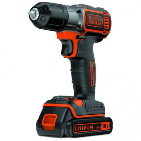 Perceuse Visseuse 18V Autosense BLACK+DECKER
