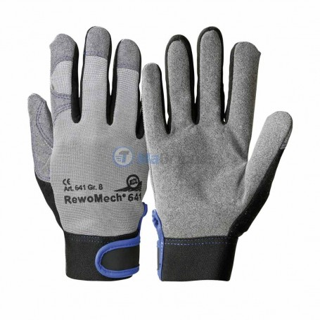 Gants de protection en daim 641 RewoMech