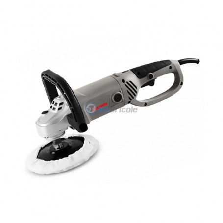 Ponceuse polisseuse 180mm 1300W CROWN