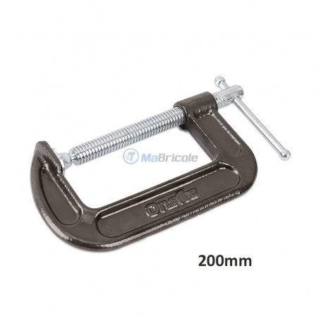 "Mini Serre-joint 8"" 200mm ONSITE"