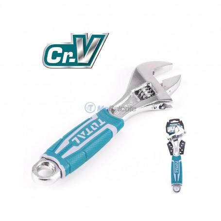 Clé à molette 0-24mm CR-V TOTAL