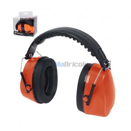 Casque anti-bruits SNR 29 dB TACTIX