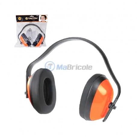Casque anti-bruits SNR 25 dB TACTIX