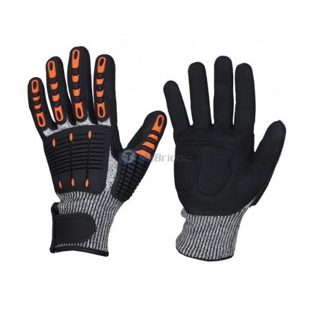 Gants de protection anti-coupures HPPE, Déchirure et Abrasion A3SAFE