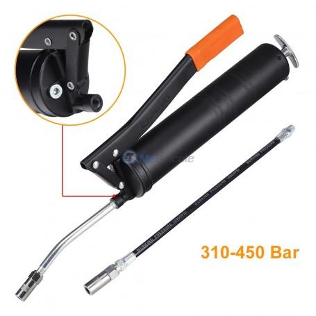 Pompe à graisse pour lubrification 310-450 bar 500ml TACTIX