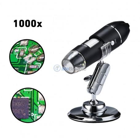 Microscope numérique de Poche USB 50-1000X