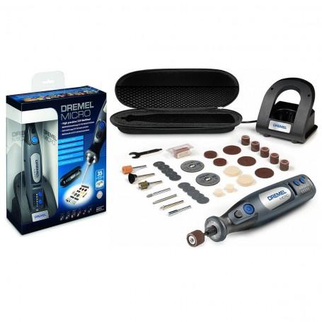 Outil Rotatif SANS FIL Micro Haute précision 7.2 V DREMEL